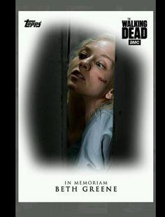 "Beth Greene | S5E8 ""Coda"" | The Walking Dead (AMC)"