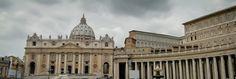 Praça São Pedro - Cidade do Vaticano