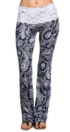 Make a Statement!!! http://www.silvericing.com/p1470/paisley-princess-pants/product_info.html?osCsid=sui868k5hpg5pk14ppvihl8gj5&st_id=54