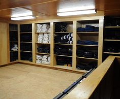 """Storage idea: more for non-tack horse """"accessories"""" 