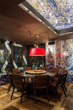 Autoban Designs London's New Duck + Rice Restaurant | Companies | Interior Design