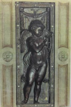 Angel by #Donatello #bronze