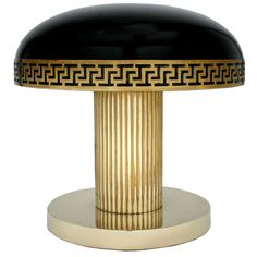 Art Deco Table Lamp   From a unique collection of antique and modern table lamps at http://www.1stdibs.com/furniture/lighting/table-lamps/