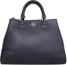 Shop Women's Tory Burch Totes and shopper bags on Lyst. Track over 3463 Tory Burch Totes and shopper bags for stock and sale updates. Shopper Bag, Black Tote Bag, Tory Burch, Triangle, Bags, Women, Handbags, Bag, Totes