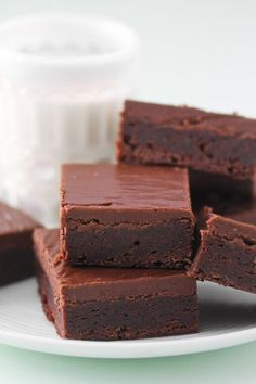 My Favorite Brownies Recipe