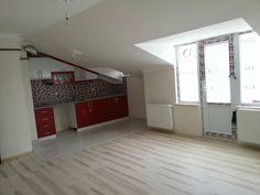 Saray Apartman dubleks dairemizin mutfak