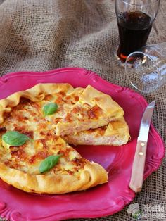 Torta salata con salumi e mozzarella semplice e veloce