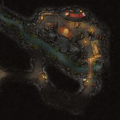 Fantasy Rpg Games, Fantasy Map, Site Map, Dungeon Maps, Tabletop, Pirates, Battle, Concept Art, Places