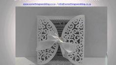 Gate Fold Wedding Invitations - Somethings Wedding Gate, Wedding Invitations, Portal, Wedding Invitation Cards, Wedding Invitation, Wedding Announcements, Wedding Invitation Design