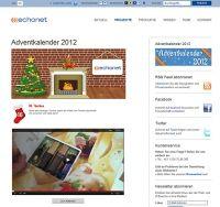 xmas.life 2.0 / Web Adventkalender im Responsive Webdesign von © echonet communication GmbH