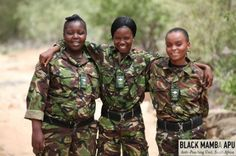 Happy International Women's Day! Today we pay tribute to all the women fighting on the frontline to save our planet's #wildlife #WomensDay ♀