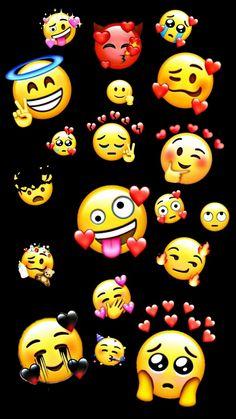 Cartoon Wallpaper, Emoji Wallpaper Iphone, Iphone Hintegründe, Funny Phone Wallpaper, Lock Screen Wallpaper Iphone, Locked Wallpaper, Cute Wallpaper Backgrounds, Aesthetic Iphone Wallpaper, Galaxy Wallpaper