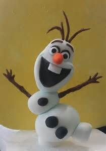 fondant olaf - Yahoo Image Search Results
