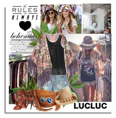 """""""Style with Lucluc.com"""" by hamaly ❤ liked on Polyvore"""