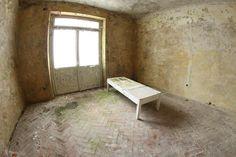 Moje pierwsze samotne i opuszczone miejsce