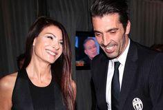 Gigi Buffon e Ilaria D'Amico figlio: maschio o femmina?