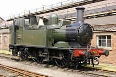 GWR 14xx 0-4-2T