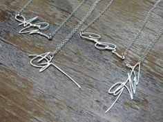 a987c0f847b8 brevity-signature-necklace-the-hidden-list Ювелирные Изделия, Ювелирные  Аксессуары