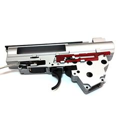 AEG Airsoft Wargame Shooting Gear Army Force QD Transform 8mm AK AEG GearBox Version 3 Rear Line ** Details can be found by clicking on the image.