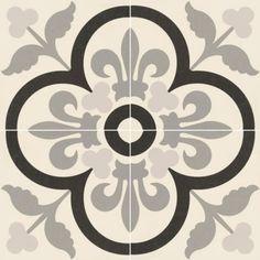 Eternia Negro 20x20x9 cm glazed ceramic tiles from Best Tile.