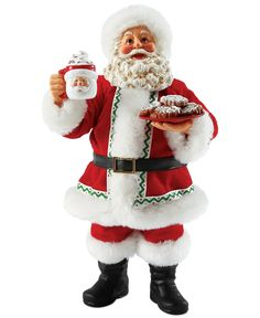 Department 56 Possible Dreams Cup of Santa Collectible Figurine - Holiday Lane - For The Home - Macy's