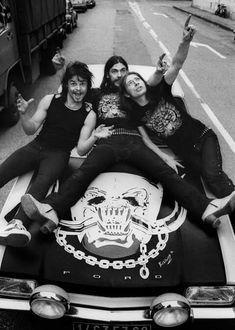 Phil Taylor/Lemmy Kilmister/Eddie Clarke