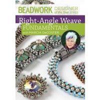 Stitching right-angle weave: all the basics | InterweaveStore.com