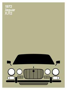 Jaguar XJ12, 1972