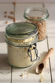 Jak wykorzystać mąkę z ciecierzycy?