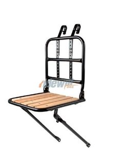 Parcel Rack Front Freight Adjustable With Wood BRN Bernardi Bicycle for sale online Bicycles For Sale, Bicycle Types, Cargo Rack, Bike Rack, Bicycle Accessories, Electric Scooter, Fasion, Trailers, Converse