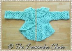 Ring Around the Rosie sweater - Free Crochet Pattern - The Lavender Chair 1