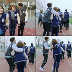 Korean Novela, Nam Joo Hyuk Weightlifting Fairy, One Yg, Miss In Kiss, Weighlifting Fairy Kim Bok Joo, Joon Hyung, Kim Book, Swag Couples, Lee Sung Kyung