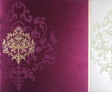 CW-8253F | Hindu Wedding Cards | IndianWeddingCards.com | Indian Wedding Cards