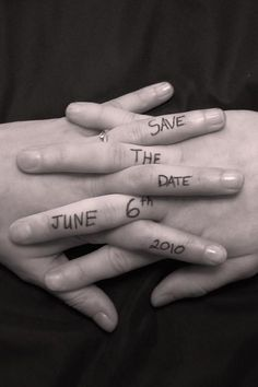 engagement photo ideas for save the date - Google Search