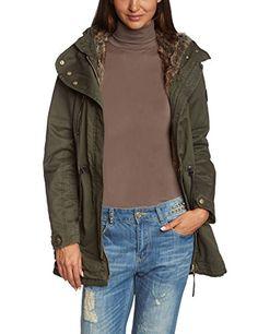 ONLY - Giacca modello parka Donna Jane Canvas, Verde (Grün (Peat)), M in OFFERTA su www.kellieshop.com Scarpe, borse, accessori, intimo, gioielli e molto altro.. scopri migliaia di articoli firmati con prezzi da 15,00 a 299,00 euro! #kellieshop Seguici su Facebook > https://www.facebook.com/pages/Kellie-Shop/332713936876989