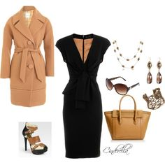 """Dinner at the Country Club"" by c1nd1rella on Polyvore"