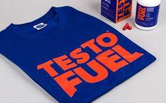TestoFuel on Behance