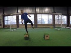 Superb Balance and Coordination Session (off-season) Football Drills, Football Soccer, Challenge Accepted, Soccer Training, Training Tips, Exercises, Challenges, Seasons, Workout