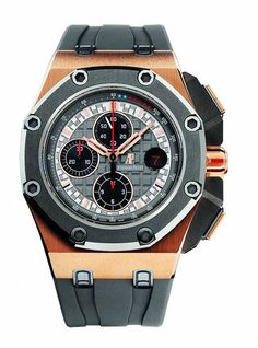 Audemars Piguet Royal Oak Offshore Michael Schumacher - rose gold 500 pieces