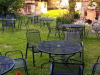 Dvůr - Modrý Mlýn Outdoor Furniture Sets, Outdoor Decor, Table, Home Decor, Decoration Home, Room Decor, Tables, Home Interior Design, Desk