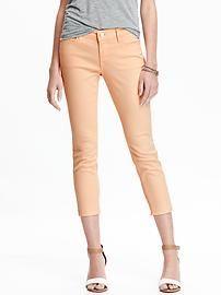 Women's The Rockstar Cropped Jeans