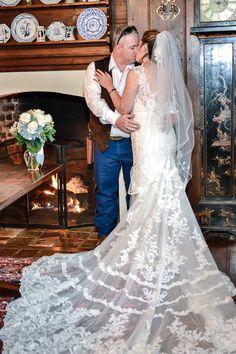 Fall Wedding at Lightwood House Plantation