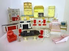 Petite Princess Dollhouse Furniture