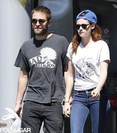 Get exclusive pics of Robert Pattinson & Kristen Stewart here!