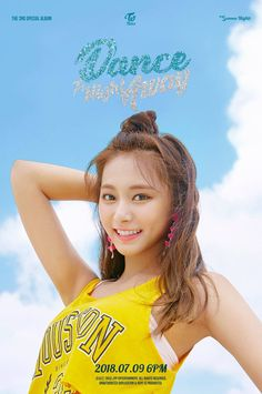180705 Twice Released More Photos For Their Upcoming Album 'Summer Nights'