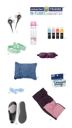 In-Flight Comfort Kit: 10 Cozy Must-Haves for the Air - SmarterTravel.com