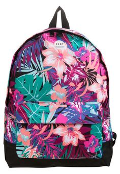 Discover recipes, home ideas, style inspiration and other ideas to try. Pretty Backpacks, Roxy Backpacks, School Backpacks, Beach Backpack, Mini Backpack, Backpack Bags, Mochila Floral, Mochila Jeans, Mini Mochila