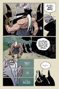 more HEAD LOPPER by Andrew-Ross-MacLean on deviantART