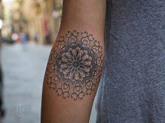 Mandala Tattoo Teran Jorge