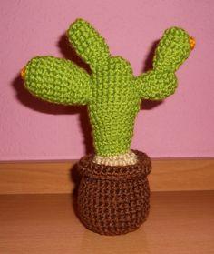 Mas de 1000 imagenes sobre amigurumis / cactus en ...